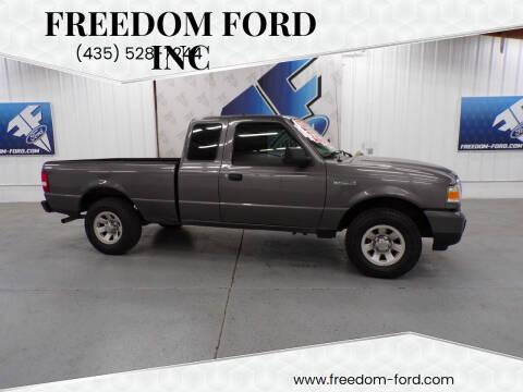 2011 Ford Ranger for sale at Freedom Ford Inc in Gunnison UT