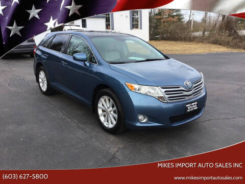 2010 Toyota Venza for sale at Mikes Import Auto Sales INC in Hooksett NH