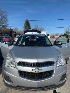 2010 Chevrolet Equinox for sale at US5 Auto Sales in Shippensburg PA