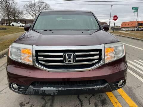 2012 Honda Pilot for sale at Via Roma Auto Sales in Columbus OH
