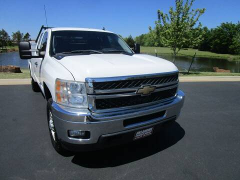 2011 Chevrolet Silverado 2500HD for sale at Oklahoma Trucks Direct in Norman OK