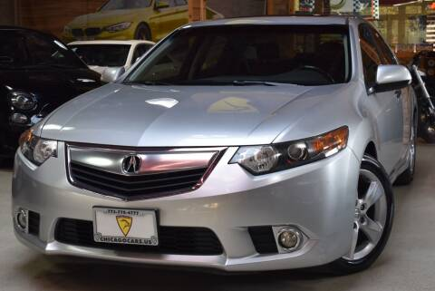 2011 Acura TSX for sale at Chicago Cars US in Summit IL