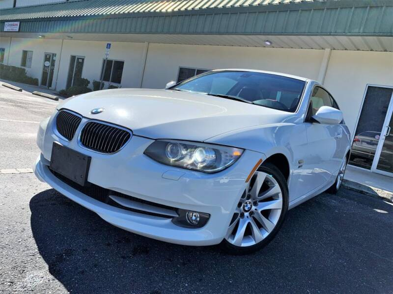 2011 BMW 3 Series for sale at Fisher Motor Group LLC in Bradenton FL
