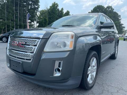 2012 GMC Terrain for sale at Airbase Auto Sales in Cabot AR