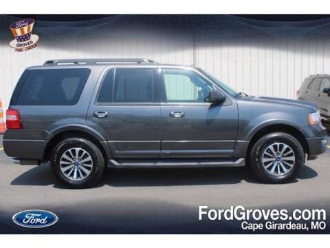 2017 Ford Expedition for sale at JACKSON FORD GROVES in Jackson MO