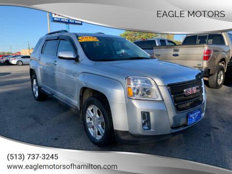 2014 GMC Terrain for sale at Eagle Motors in Hamilton OH
