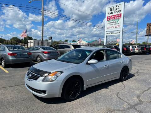 2008 Nissan Altima for sale at US 24 Auto Group in Redford MI