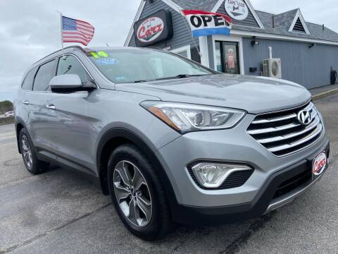 2014 Hyundai Santa Fe for sale at Cape Cod Carz in Hyannis MA
