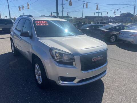 2013 GMC Acadia for sale at Sell Your Car Today in Fayetteville NC