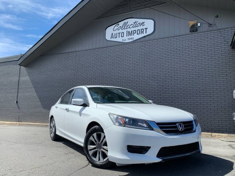 2014 Honda Accord for sale at Collection Auto Import in Charlotte NC