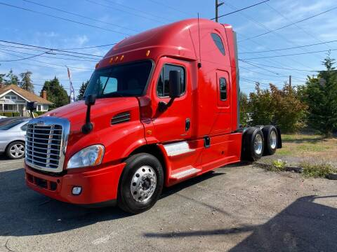 2017 Freightliuner Cascadia for sale at MK MOTORS in Marysville WA