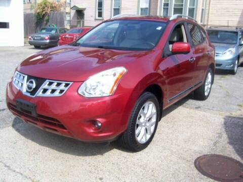 2012 Nissan Rogue for sale at Dambra Auto Sales in Providence RI