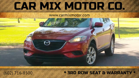 2013 Mazda CX-9 for sale at CAR MIX MOTOR CO. in Phoenix AZ