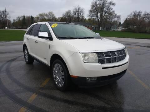 2010 Lincoln MKX for sale at Magana Auto Sales Inc in Aurora IL