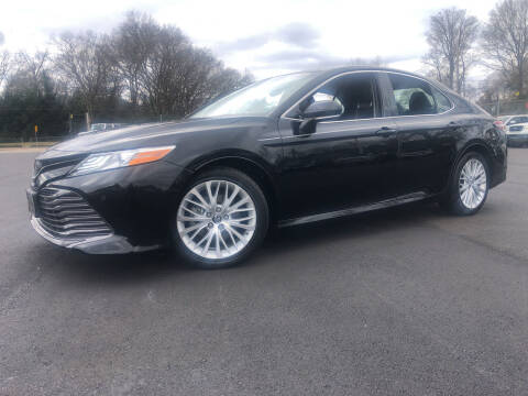 2018 Toyota Camry for sale at Beckham's Used Cars in Milledgeville GA