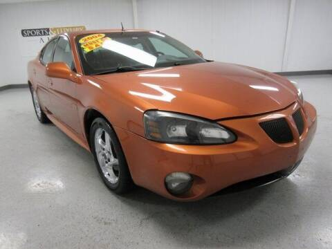 2004 Pontiac Grand Prix for sale at Sports & Luxury Auto in Blue Springs MO