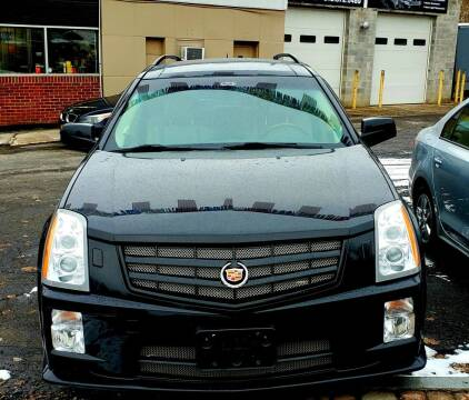 2008 Cadillac SRX for sale at Apple Auto Sales Inc in Camillus NY