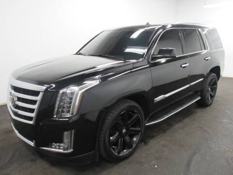 2015 Cadillac Escalade for sale at Automotive Connection in Fairfield OH