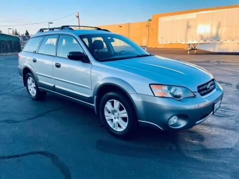 2005 Subaru Outback for sale at Golden Deals Motors in Orangevale CA