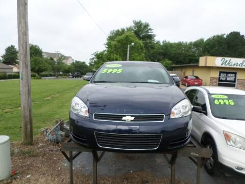 2009 Chevrolet Impala for sale at Credit Cars of NWA in Bentonville AR