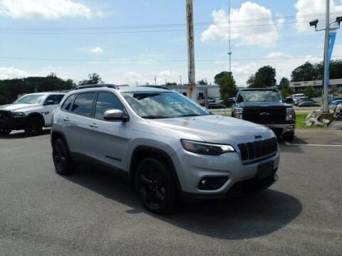 2019 Jeep Cherokee for sale at Radley Cadillac in Fredericksburg VA