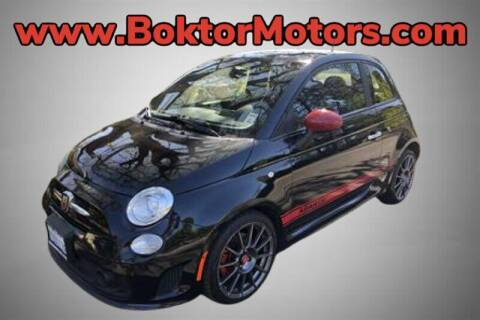 2013 FIAT 500 for sale at Boktor Motors in North Hollywood CA
