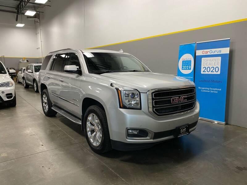 2015 GMC Yukon for sale at Loudoun Motors in Sterling VA