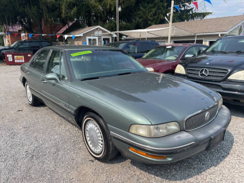 1998 Buick LeSabre for sale at Trocci's Auto Sales in West Pittsburg PA
