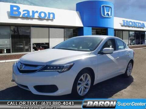 2017 Acura ILX for sale at Baron Super Center in Patchogue NY