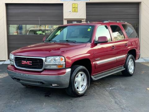 2006 GMC Yukon for sale at Eagle Auto Sales LLC in Holbrook MA