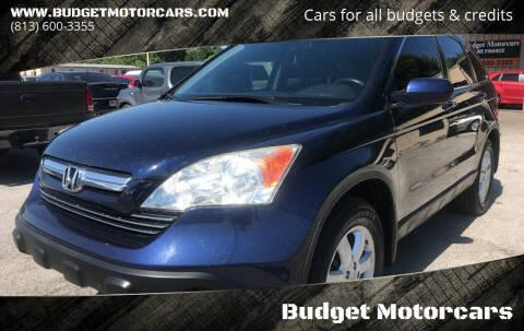 2009 Honda CR-V for sale at Budget Motorcars in Tampa FL