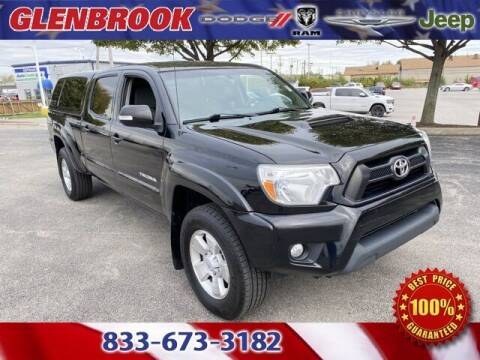 2015 Toyota Tacoma for sale at Glenbrook Dodge Chrysler Jeep Ram and Fiat in Fort Wayne IN