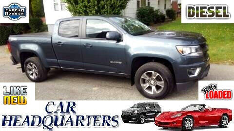 2019 Chevrolet Colorado for sale at CAR  HEADQUARTERS in New Windsor NY