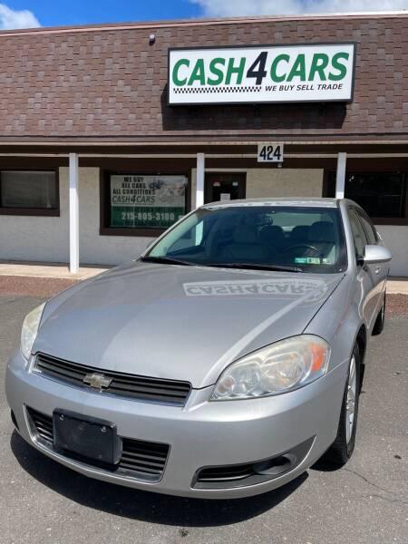 2007 Chevrolet Impala for sale in Penndel, PA