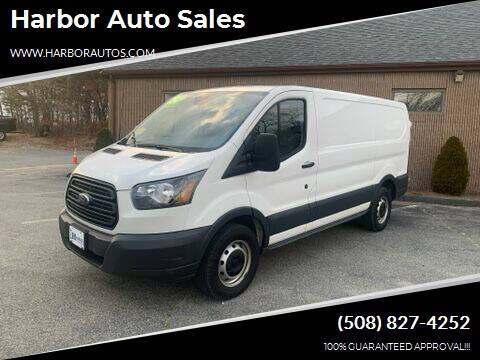2018 Ford Transit Cargo for sale at Harbor Auto Sales in Hyannis MA