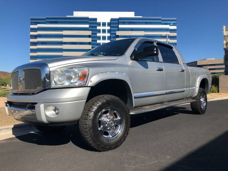 2007 Dodge Ram Pickup 2500 for sale at Day & Night Truck Sales in Tempe AZ