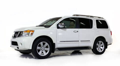 2011 Nissan Armada for sale at Houston Auto Credit in Houston TX