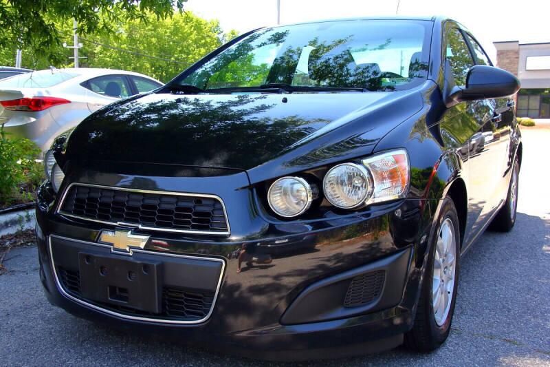 2015 Chevrolet Sonic for sale at Prime Auto Sales LLC in Virginia Beach VA