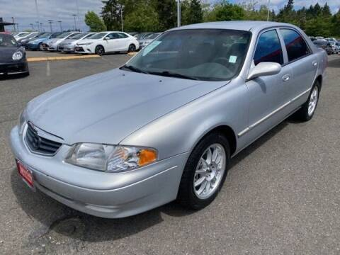 2000 Mazda 626 for sale at Autos Only Burien in Burien WA
