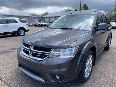 2015 Dodge Journey for sale at Blake Hollenbeck Auto Sales in Greenville MI