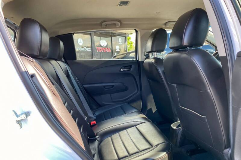 2014 Chevrolet Sonic RS Manual 4dr Hatchback - East Greenbush NY