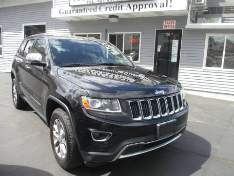 2014 Jeep Grand Cherokee for sale at Gold Star Auto Sales in Johnston RI
