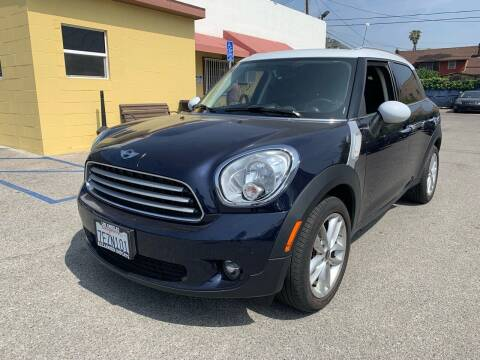 2014 MINI Countryman for sale at Auto Ave in Los Angeles CA