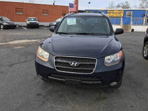 2007 Hyundai Santa Fe for sale at Honest Abe Auto Sales 4 in Indianapolis IN