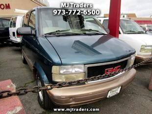 2000 GMC Safari for sale at M J Traders Ltd. in Garfield NJ