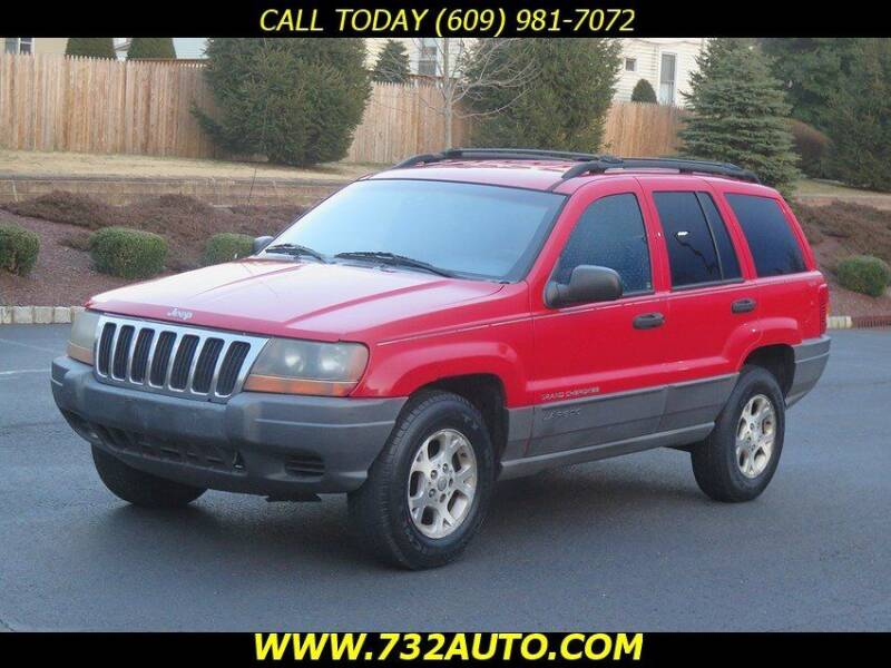 2001 Jeep Grand Cherokee for sale at Absolute Auto Solutions in Hamilton NJ
