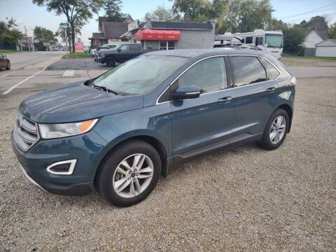 2016 Ford Edge for sale at Economy Motors in Muncie IN