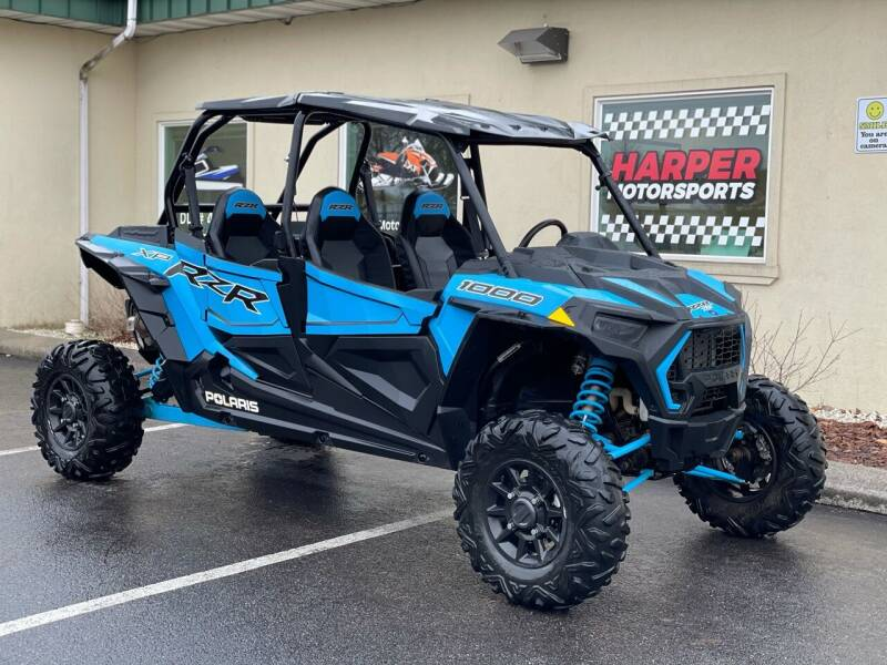 2020 Polaris RZR 1000 XP 4 Seat for sale at Harper Motorsports-Powersports in Post Falls ID