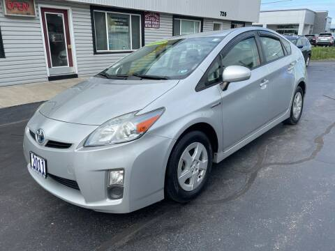 2011 Toyota Prius for sale at Shermans Auto Sales in Webster NY