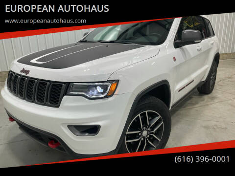 2018 Jeep Grand Cherokee for sale at EUROPEAN AUTOHAUS in Holland MI